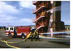 Albuquerque Fire Academy - Hose