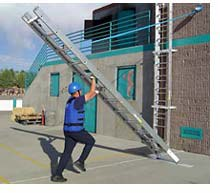 Candidate Physical Ability Test - Ladder