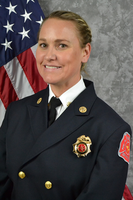 caption: Deputy Chief of Emergency Services Emily Jaramillo