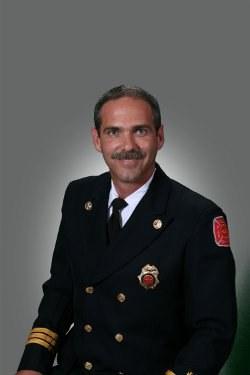 Deputy Chief David Downey