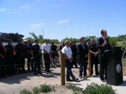 Bosque Patrol News Conference 2 June 2010