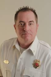 Fire Assistant Chief Sean Frazier