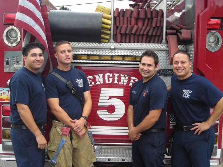Engine 5 Runs Nursing Home