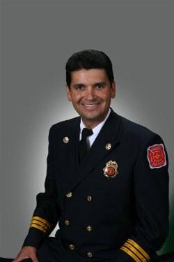 Deputy Chief Mark Garcia
