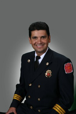 Deputy Chief Mark Garcia