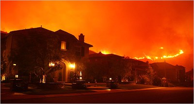 Wildfire House