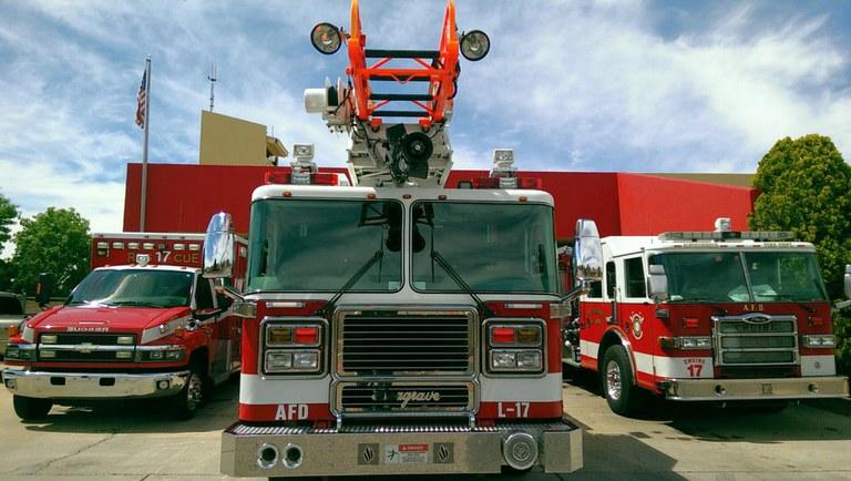 AFR 3 Trucks