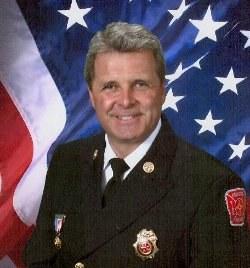 Fire Chief James Breen
