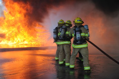 Section AFR Become a Firefighter