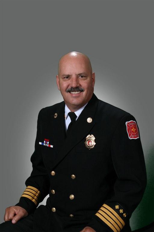 Deputy Chief Craig Sadberry