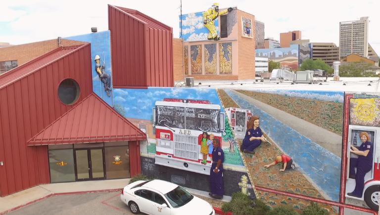 Albuquerque Fire station 22