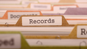 Section AFR Records