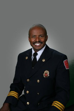 Deputy Chief Tige Watson