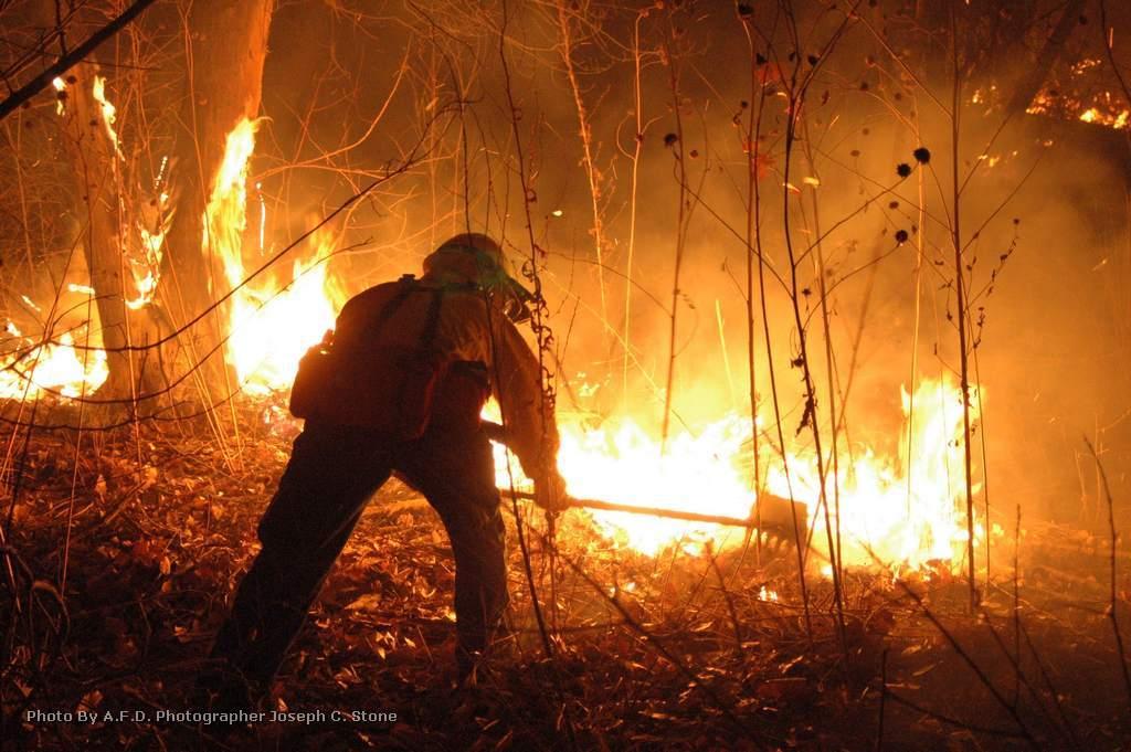 Marquez Fire