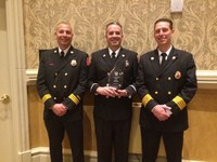 Albuquerque Fire Department Takes Top Honors