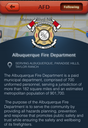 Fire Department Launches Life-Saving Smartphone App