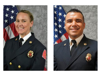 Mayor Keller and Interim Chief Gallegos Announce Newly Appointed Deputy Chief Positions at AFR