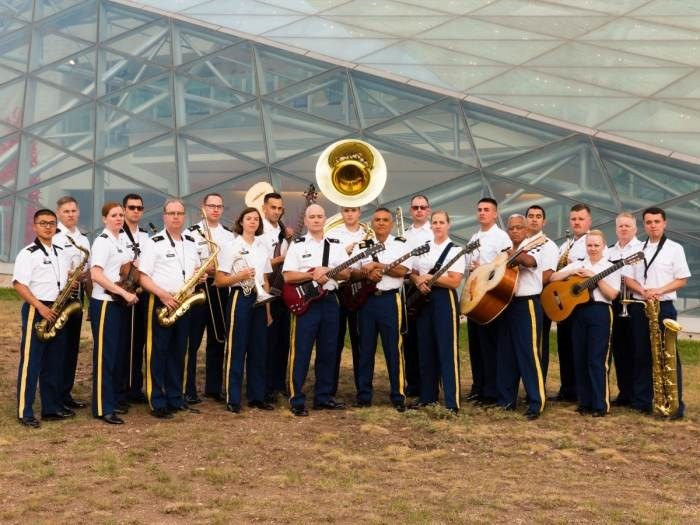 The 44th Army Band