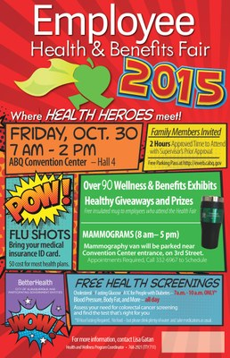 2015 Health Fair