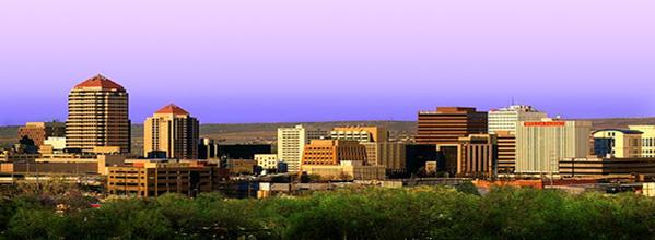 City of Albuquerque - purple
