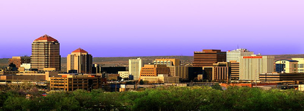 City of Albuquerque - purple