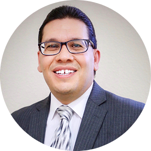 Director of Human Resources Anthony Romero