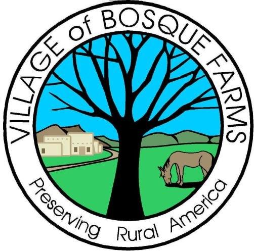 Village of Bosque Farms Logo