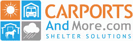 Carports & More Logo