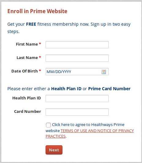 Enroll Prime Membership Image