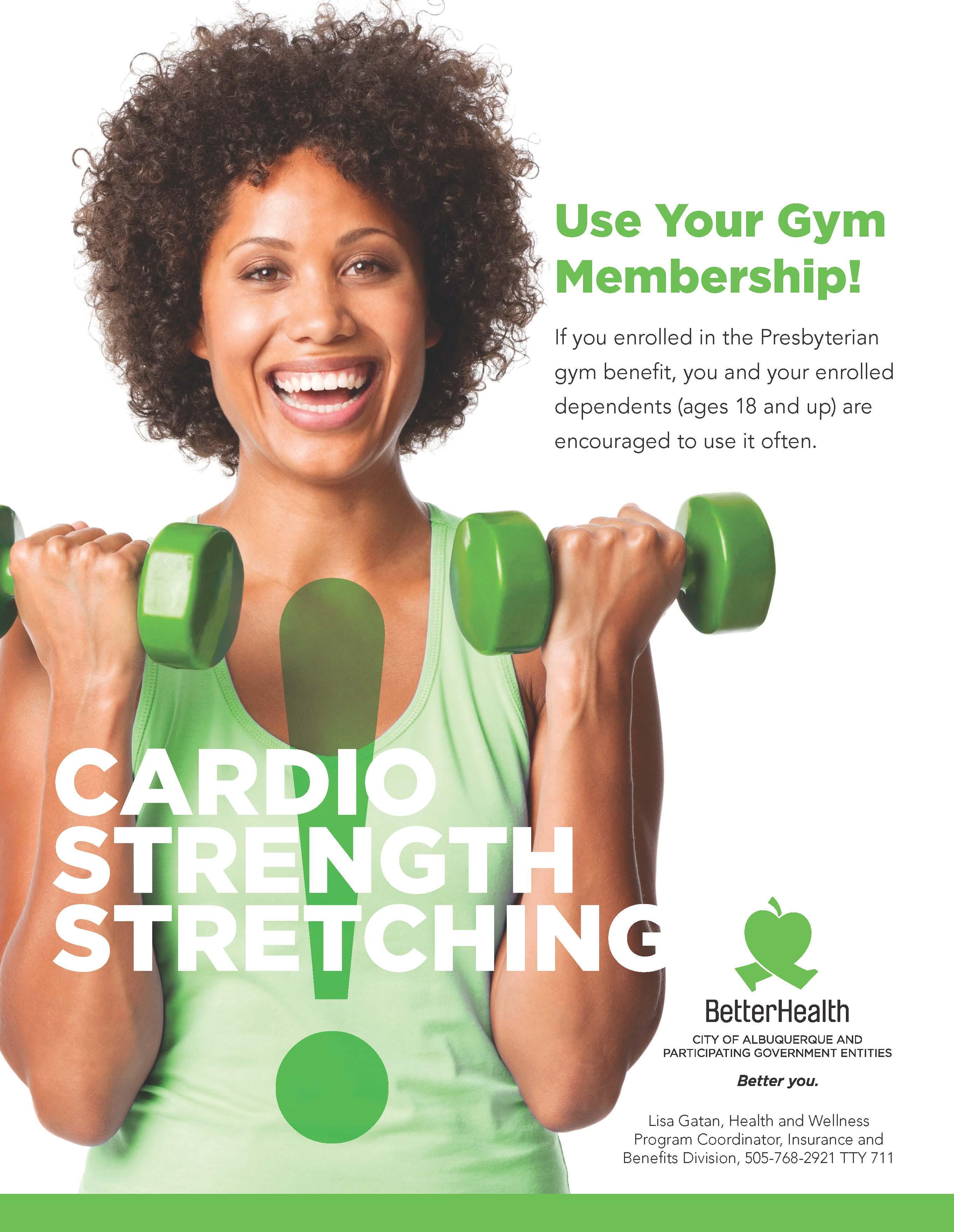 Gym Membership Flyer