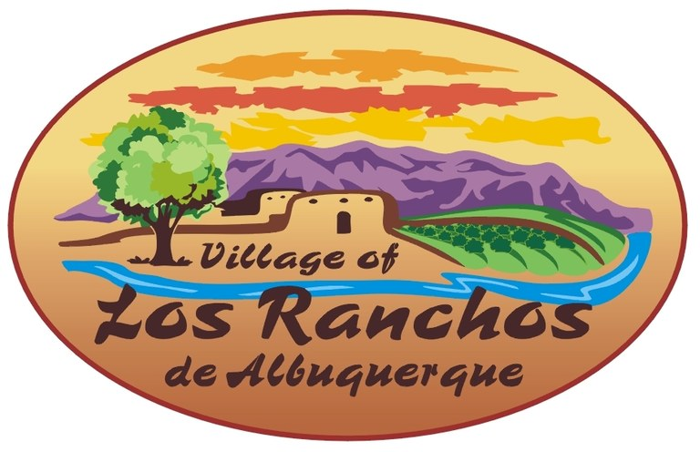 Village of Los Ranchos Logo