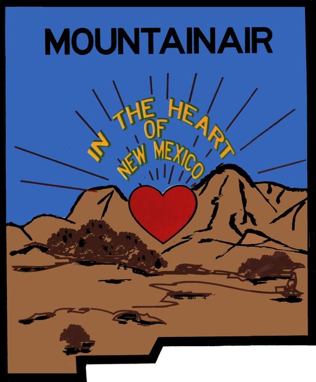Town of Mountainair Logo