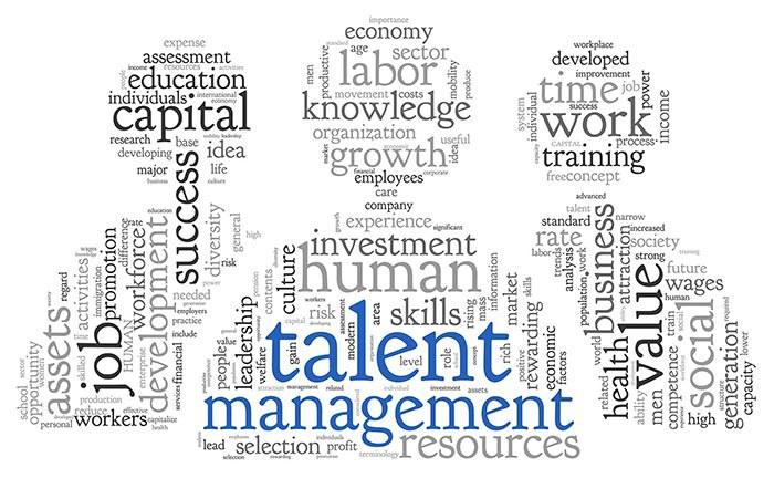 Talent Wordle