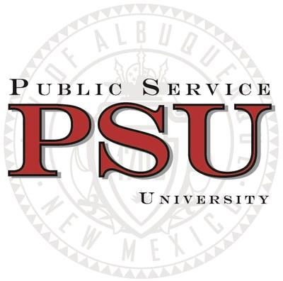 Public Service University Logo