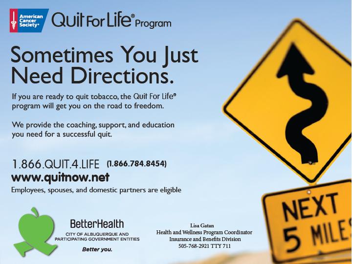 QFL-Need Directions