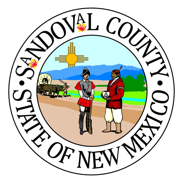 Sandoval County Logo