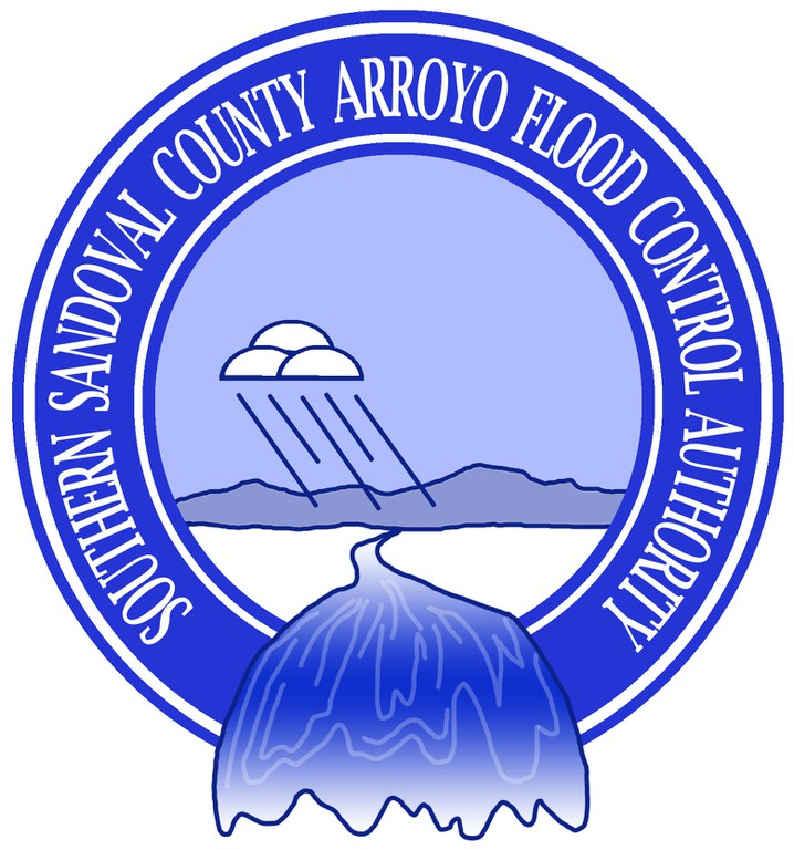 Southern Sandoval County Flood Control Authority Logo