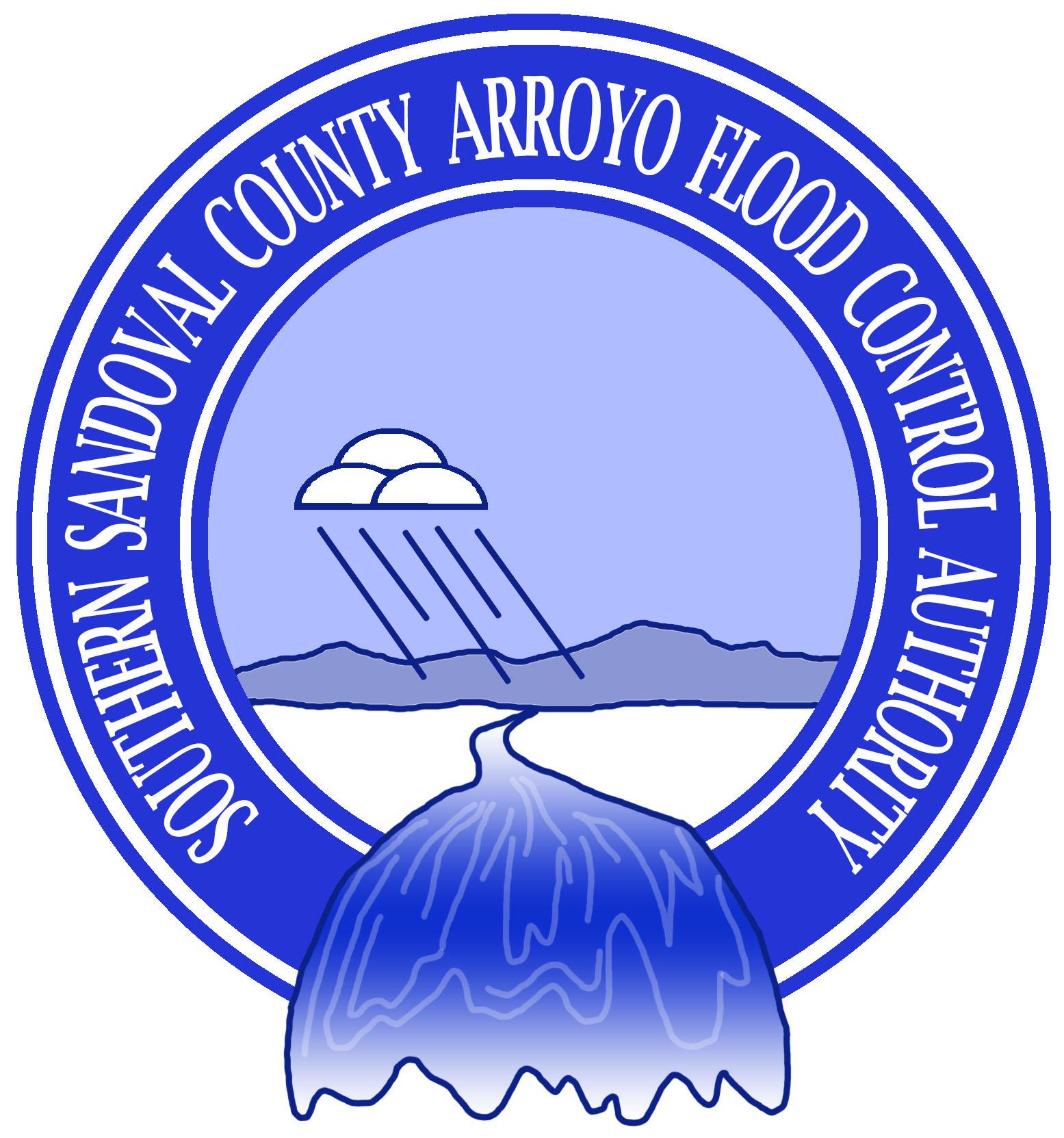 Southern Sandoval County Flood Control Authority Logo