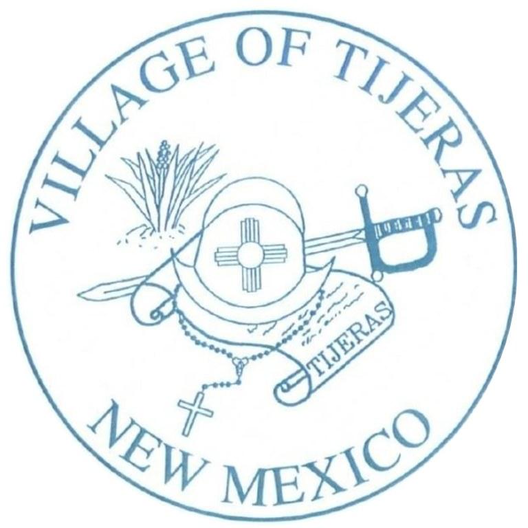 Village of Tijeras logo