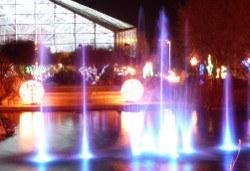 River of Lights Pond