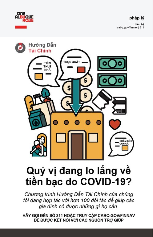 Financial Navigators Flyer Image: Vietnamese