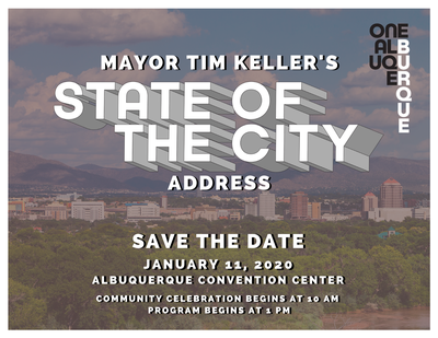 Mayor Keller's State of the City Address, A Community Celebration