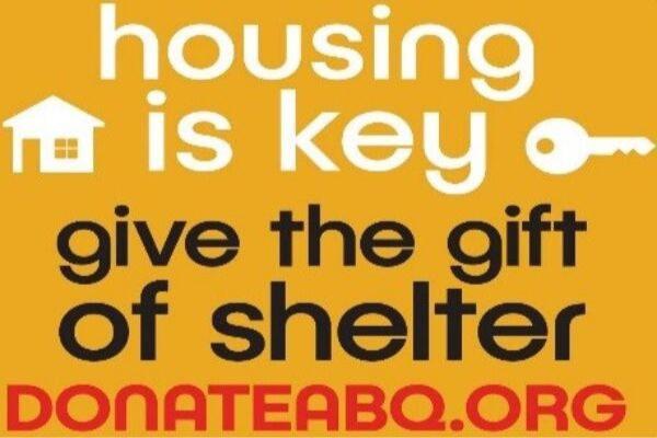 Housing Fund Sign