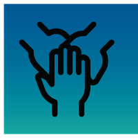 A jpeg of hands for crime page tile.