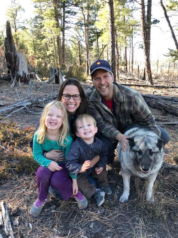 Albuquerque's First Family.