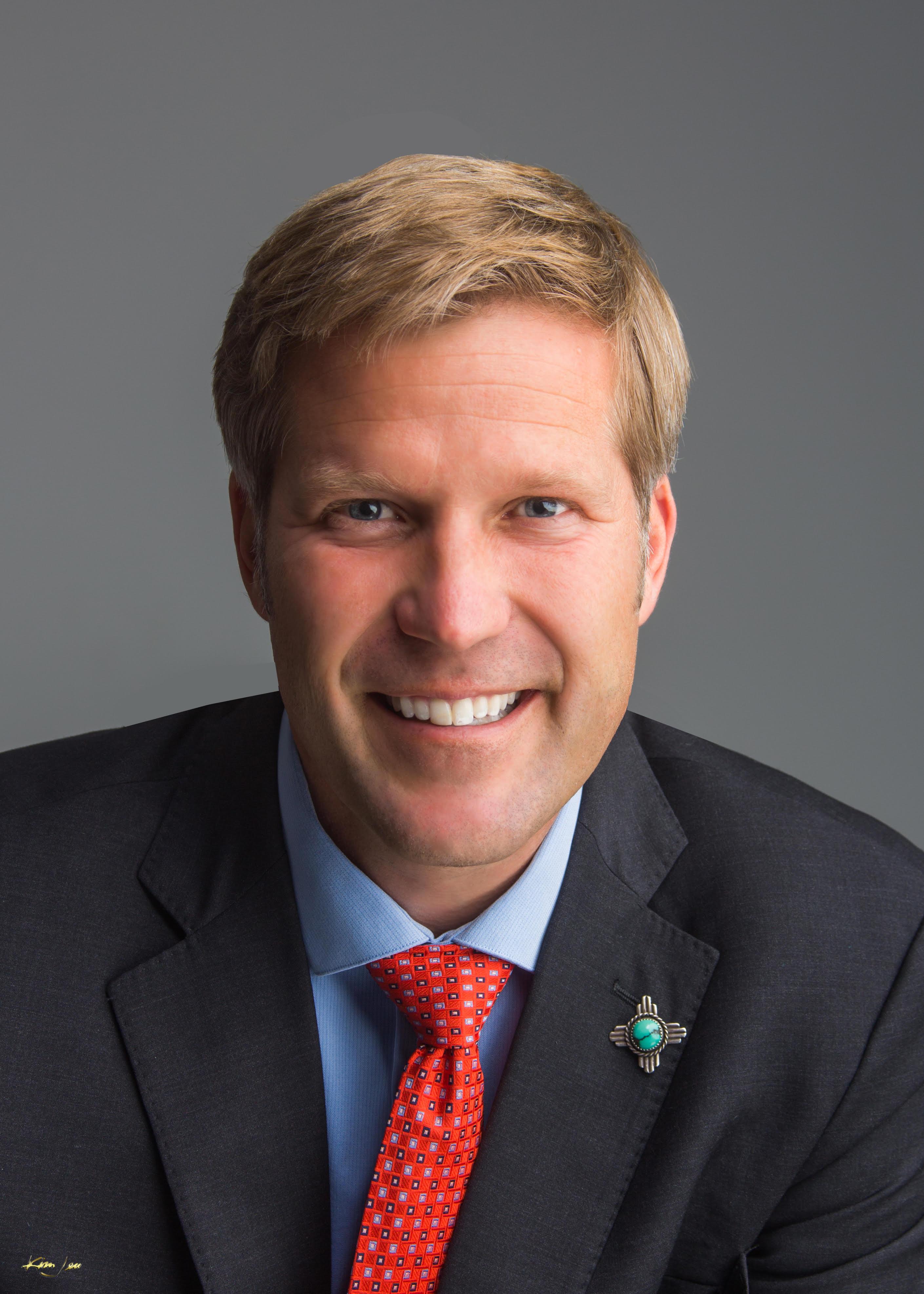 Mayor Tim Keller Head Shot