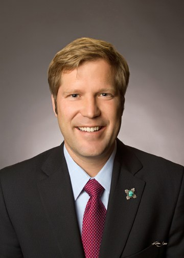 Albuquerque Mayor Tim Keller.
