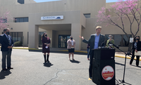 City of Albuquerque Acquires Gibson Medical Center, Cornerstone of Gateway Shelter Network