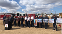 City of Albuquerque Breaks Ground on new Albuquerque Fire Rescue Station 9