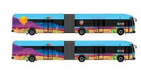 City of Albuquerque Unveils New ART Bus